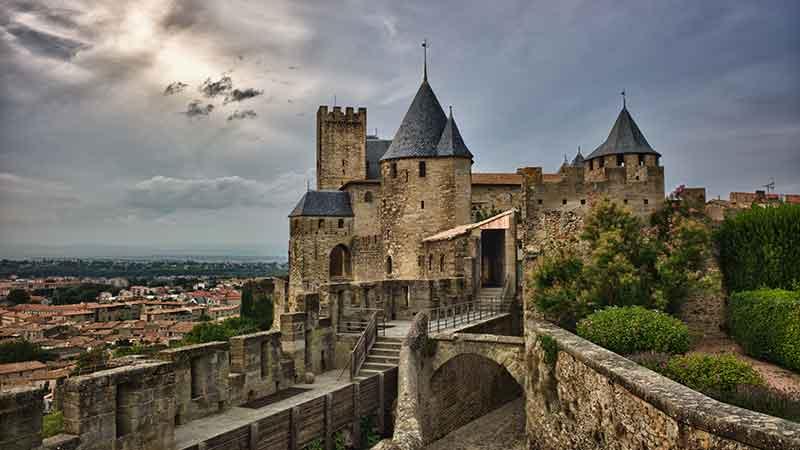 Carcassonne-